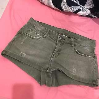 H&M Hot Pants