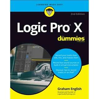 ( eBook ) Logic Pro X For Dummies