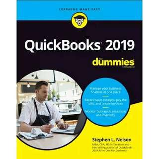 ( eBook ) QuickBooks 2019 For Dummies