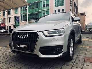 Audi Q3 TFSi 2014