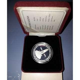 1996 Silver Coin