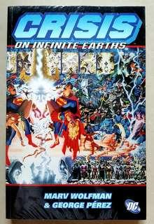 CEISIS ON THE INFINITE EARTHS (TPB)