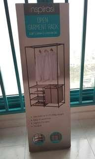 Open Garment Rack
