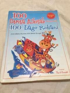 100 Lagu dan Cerita Alkitab