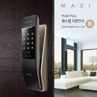 Mazi latest digital lock,Call 88668884