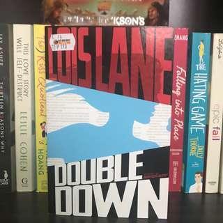 Double Down (Lois Lane #2) - Gwenda Bond