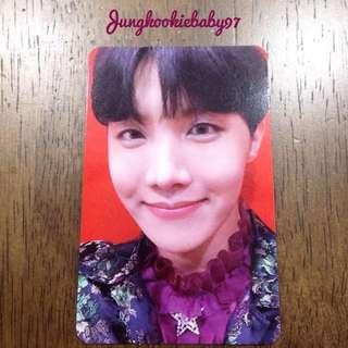 [WTT/WTS] BTS LOVE YOURSELF ANSWER J-HOPE S ver PC