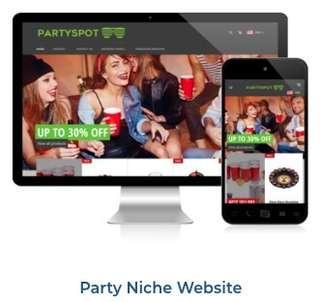Website business dropship