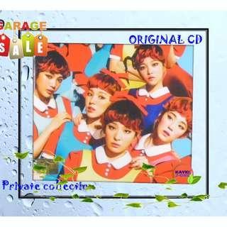Album Red Velvet THE RED