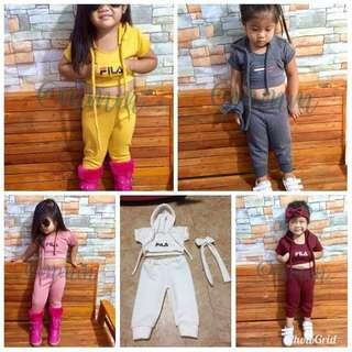 Jogger Terno for Kids