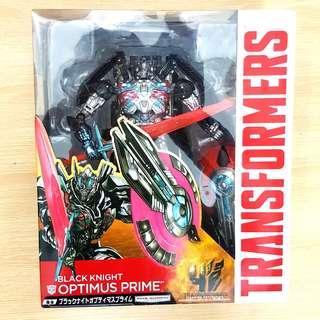 Transformers Age of Extinction Movie 4 Black Knight Optimus Prime / Nemesis Prime #BlackFriday100