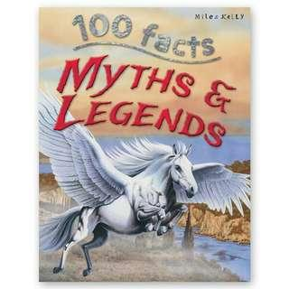(BN) Myths & Legends 100 Facts
