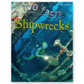 (BN) Shipwrecks 100 Facts
