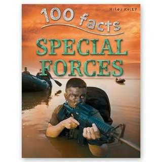 (BN) Special Forces 100 Facts