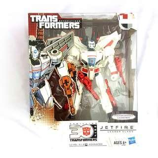 Transformers Generations Leader Jetfire #BlackFriday100