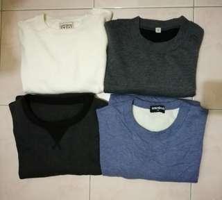 Black Friday crazy cheap sale uniqlo sweatshirt