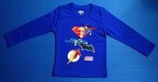 Superhero Long Sleeve Top