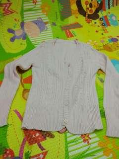 Outer / cardigan Pink Soft size S-M