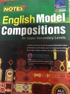 English O level model compositions