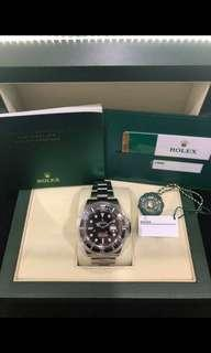 "Brand New Rolex Sea-Dweller 43 ""Red"""
