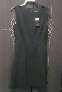 New The Executive Black Dress  #carousellxzoukout