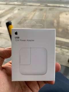 Apple Charger 12 Watt Original iBox