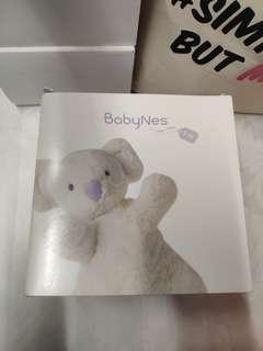 BabyNes 超軟熟觸感 嬰兒 兒童 專用 毛公仔