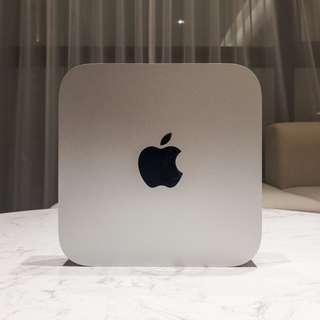 [訂製款]Mac Mini-2014年I5 2.6GHz/16G/1TB硬碟MB321TA/A A1264底部有刮痕