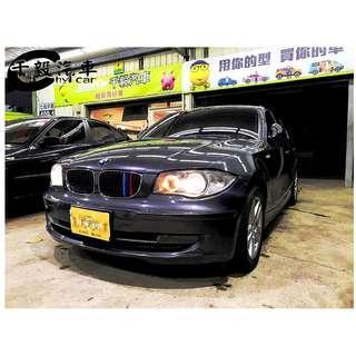 BMW 1 SERIES HATCHBACK E87 120i