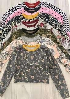 Pre order High quality tops