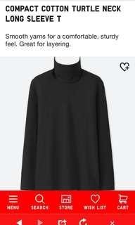 Uniqlo Turtleneck