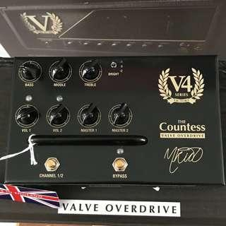 BRAND NEW VICTORY V4 SERIES THE COUNTESS PEDAL PREAMP