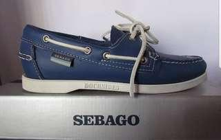 Authentic Sebago Docksides Womens Size 7""
