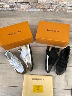 LV Sneaker 010,  SuperMirror, quality size 35-40 (ada Dustbag)