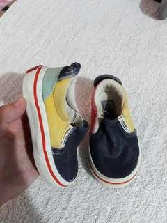 Authentic Vans for Toddlers, size 14cm