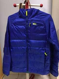 REI Boys Winter Jacket with Hood