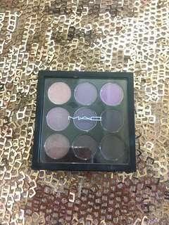 MAC Purple Times Nine Eyeshadow Palette