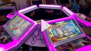 五人王者游戏机  拍拍乐