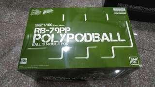 P-Bandai MG 1/100 polypodball