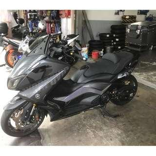 YAMAHA TMAX 530 IRONMAX SPECIAL EDITION RARE