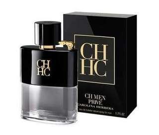 CH prive parfum edp 100ml ORIGINAL SINGAPORE