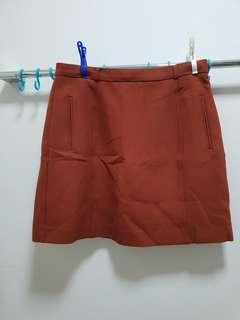 Top shop Brown Skirt