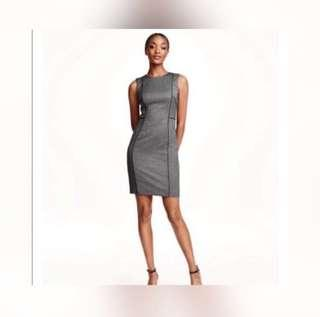 H&M Office Fitted Dress
