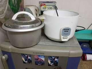Rice Cooker to let go