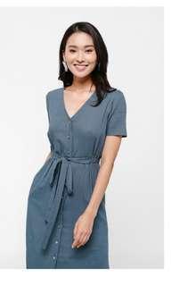 Etteh Shirt Maxi Dress