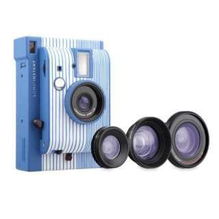 Lomo Instant & 3 Lenses- San Sebastian