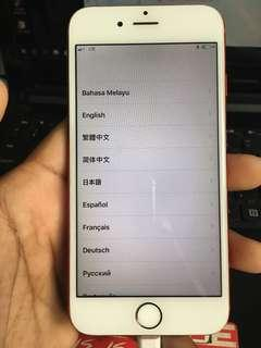Iphone 6s icloud lock
