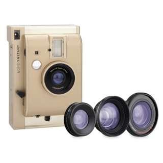 Lomo Instant & 3 Lenses- Yangon