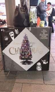 Nightmare before Christmas Christmas Tree 怪誕城之夜 聖誕樹