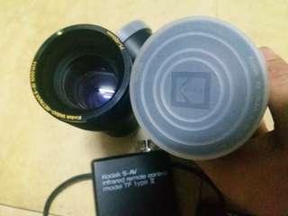 Kodak S-AV infrared remote control
